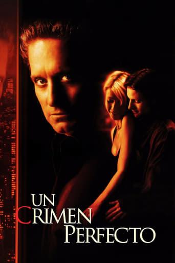 Poster of Un crimen perfecto