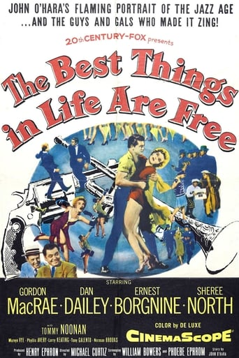 Poster of The Best Things in Life Are Free
