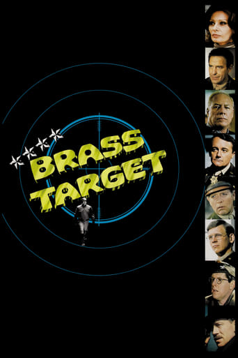 Poster of Brass Target