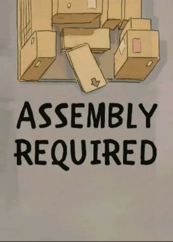 We Bare Bears: Assembly Required poster