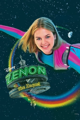 Poster of Zenon: The Zequel
