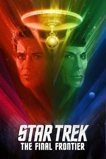 Poster of Star Trek V: The Final Frontier