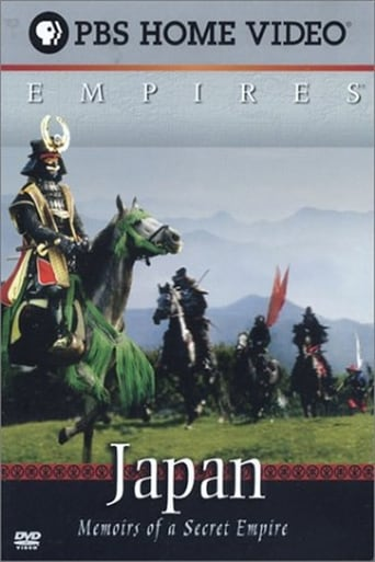 Poster of Japan: Memoirs of a Secret Empire