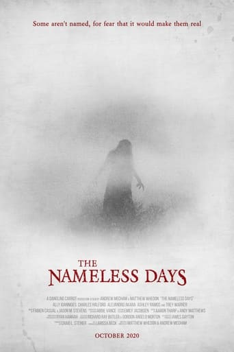 Poster of The Nameless Days