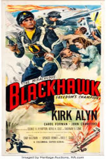 Poster of Blackhawk