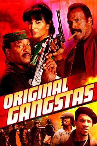 Poster of Original Gangstas