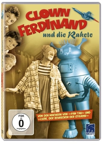 Play Clown Ferdinand and the Rocket