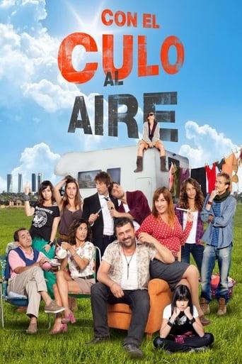 Poster of Con el culo al aire