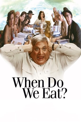 Poster of When Do We Eat?