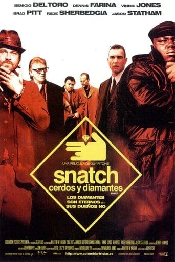 Poster of Snatch: Cerdos y diamantes