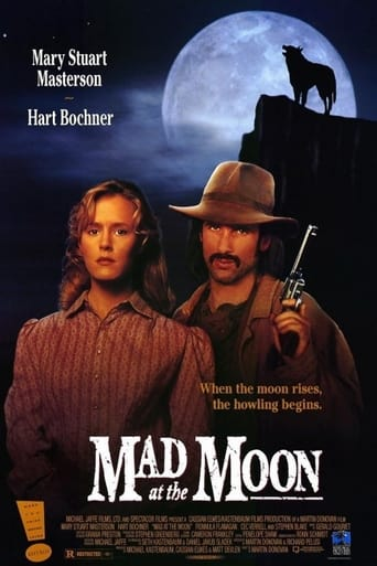 Poster of Mad at the Moon