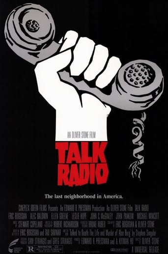 Poster of Talk Radio