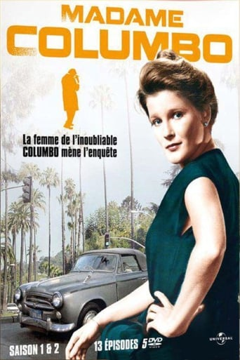 Poster of Mrs. Columbo
