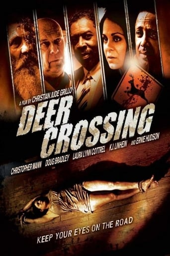 Poster of Deer Crossing