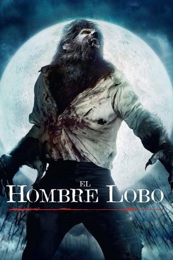 Poster of El hombre lobo