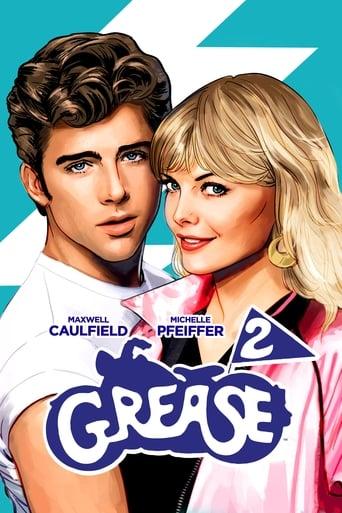 Filmplakat von Grease 2