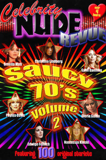 Poster of Celebrity Nude Revue: The Saucy 70's Volume 2