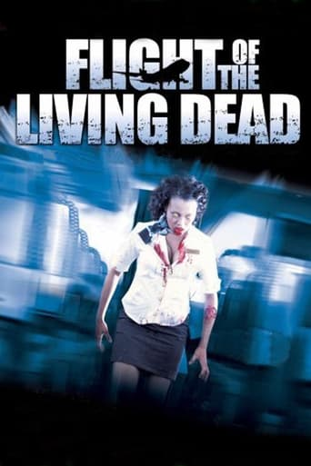 Poster of Flight of the Living Dead