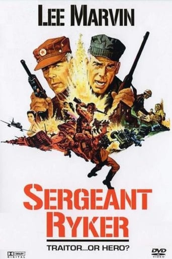 Poster of Sergeant Ryker