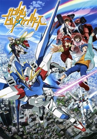 Poster of Gundam Build Fighters