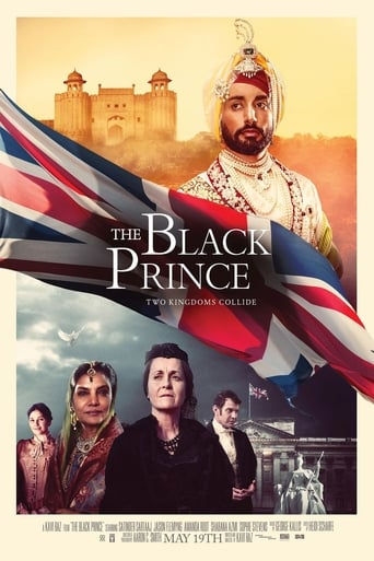 Poster of The Black Prince