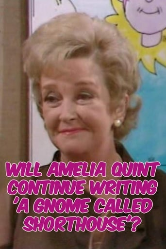 Will Amelia Quint Continue Writing 'A Gnome Called Shorthouse'?