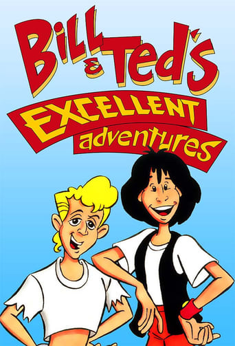 Poster of Bill & Ted's Excellent Adventures