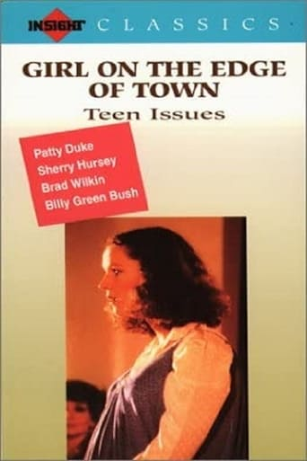Poster of The Girl on the Edge of Town