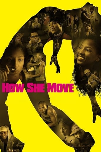Poster of How She Move