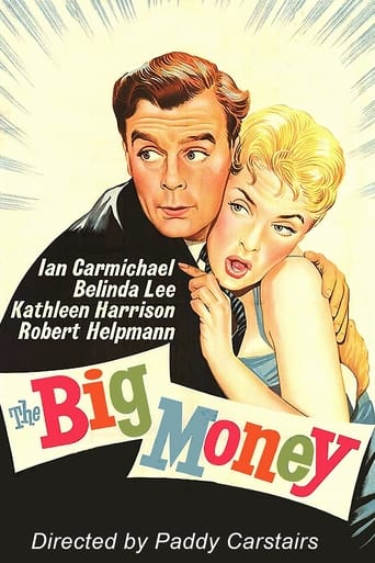 Poster of The Big Money