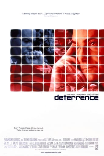 Poster of Deterrence