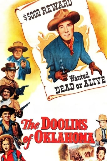 Poster of The Doolins of Oklahoma