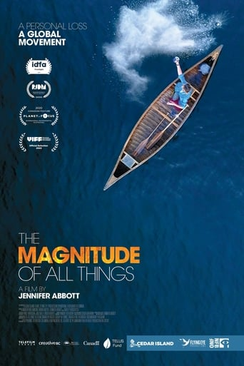 Poster of The Magnitude of All Things