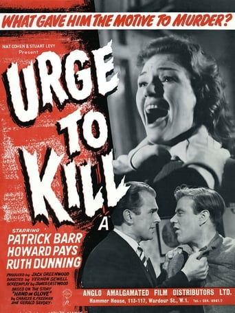 Poster of Urge to Kill