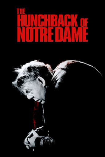 Poster of The Hunchback of Notre Dame