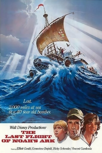 The Last Flight of Noah's Ark poster