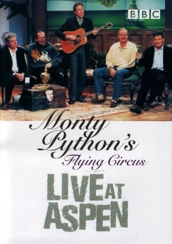 Poster of Monty Python: Live at Aspen