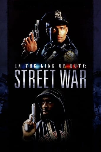 Poster of In the Line of Duty: Street War
