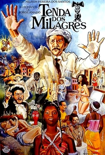 Poster of Tenda dos Milagres