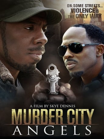 Poster of Murder City Angels