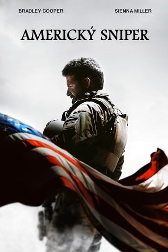 Poster of Americký Sniper