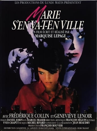 Poster of Marie in the City