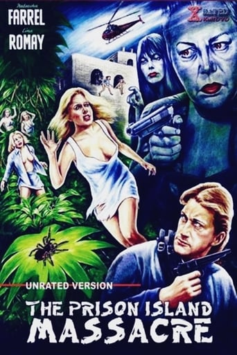 Poster of Angel of Death 2: The Prison Island Massacre