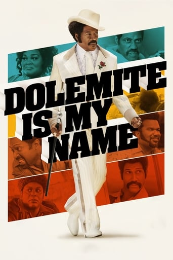 Poster of Dolemite Is My Name