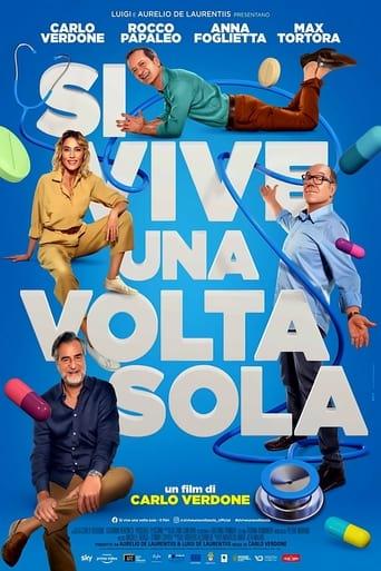 Poster of Si vive una volta sola