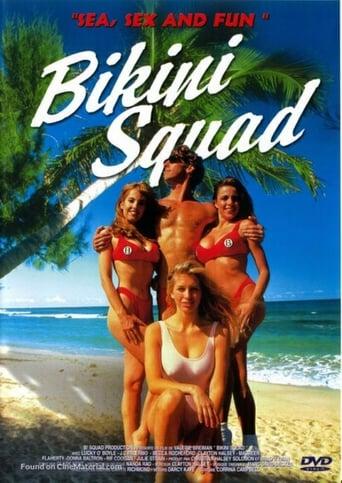 Poster of Bikini Squad