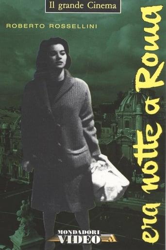 Poster of Era notte a Roma