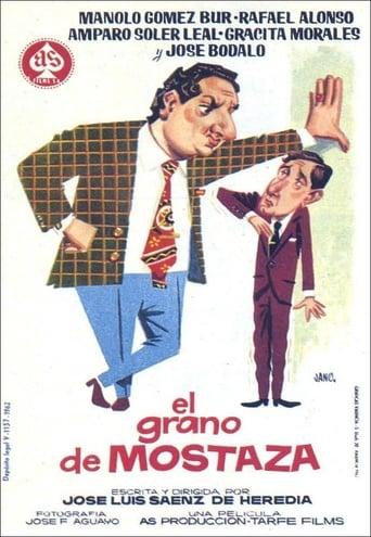 Poster of El grano de mostaza