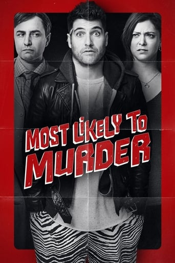 Poster of Most Likely to Murder