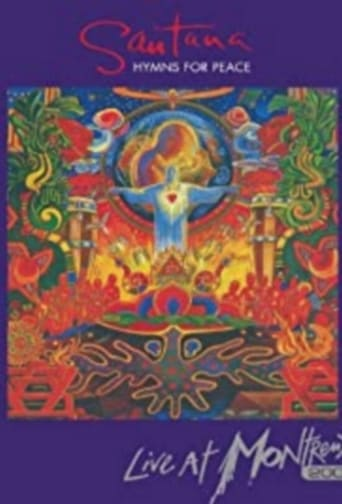Poster of Santana: Hymns For Peace - Live At Montreux 2004